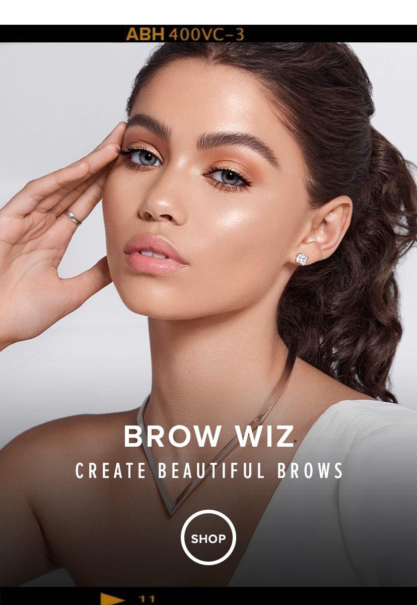 Brow Wiz - Create Beautiful Brows