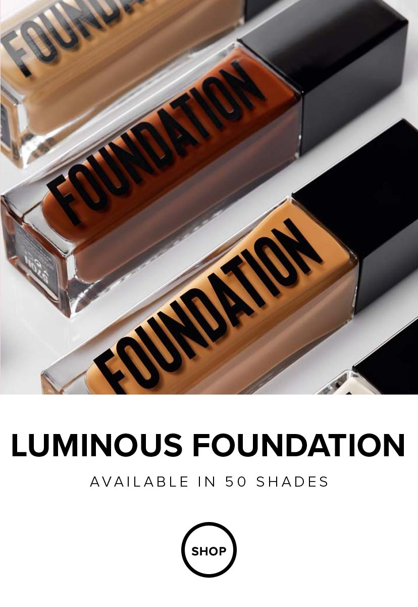 Luminous Foundation - Available in 50 Shades