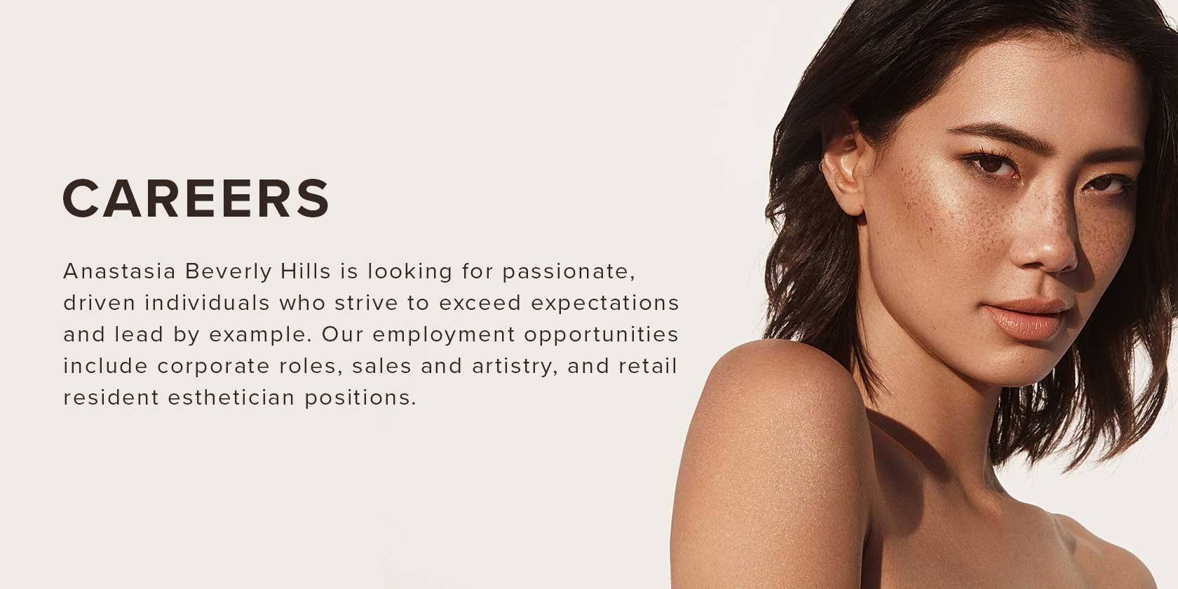 Anastasia Beverly Hills Career Opportunities