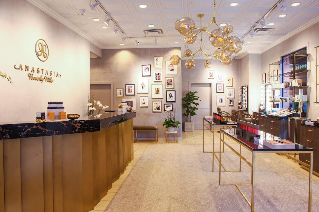 Anastasia Beverly Hills Salon