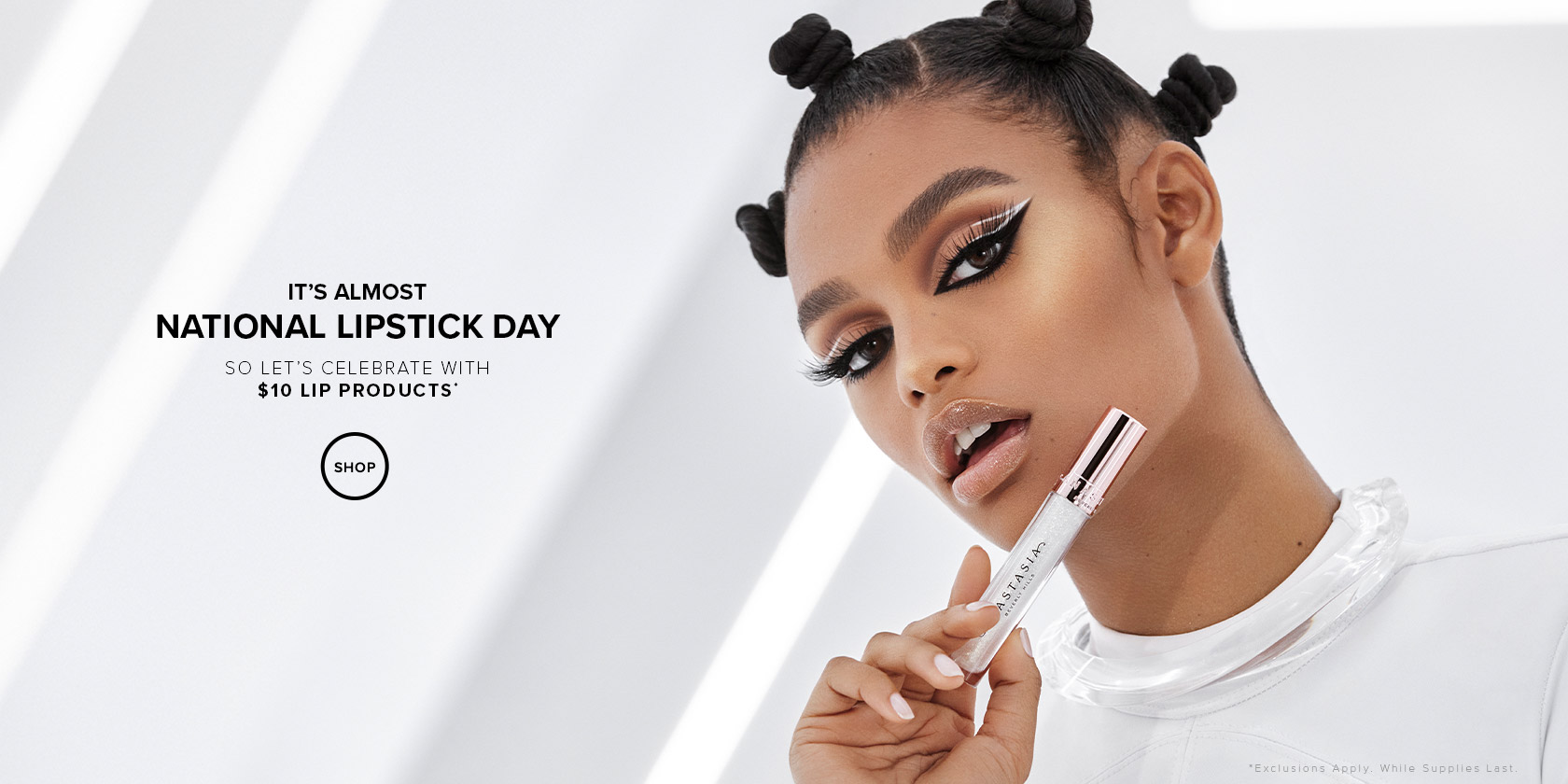 Celebrate National Lipstick Day with $10 Lip Products