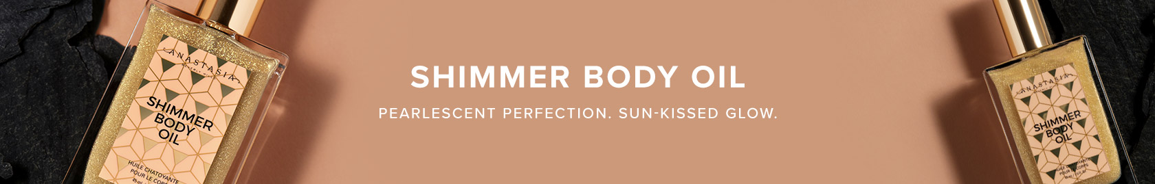 Shimmer Body Oil - Pearlescent Perfection