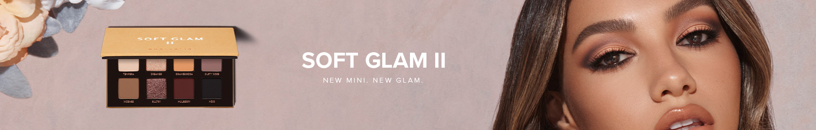 Soft Glam II - New Mini. New Glam