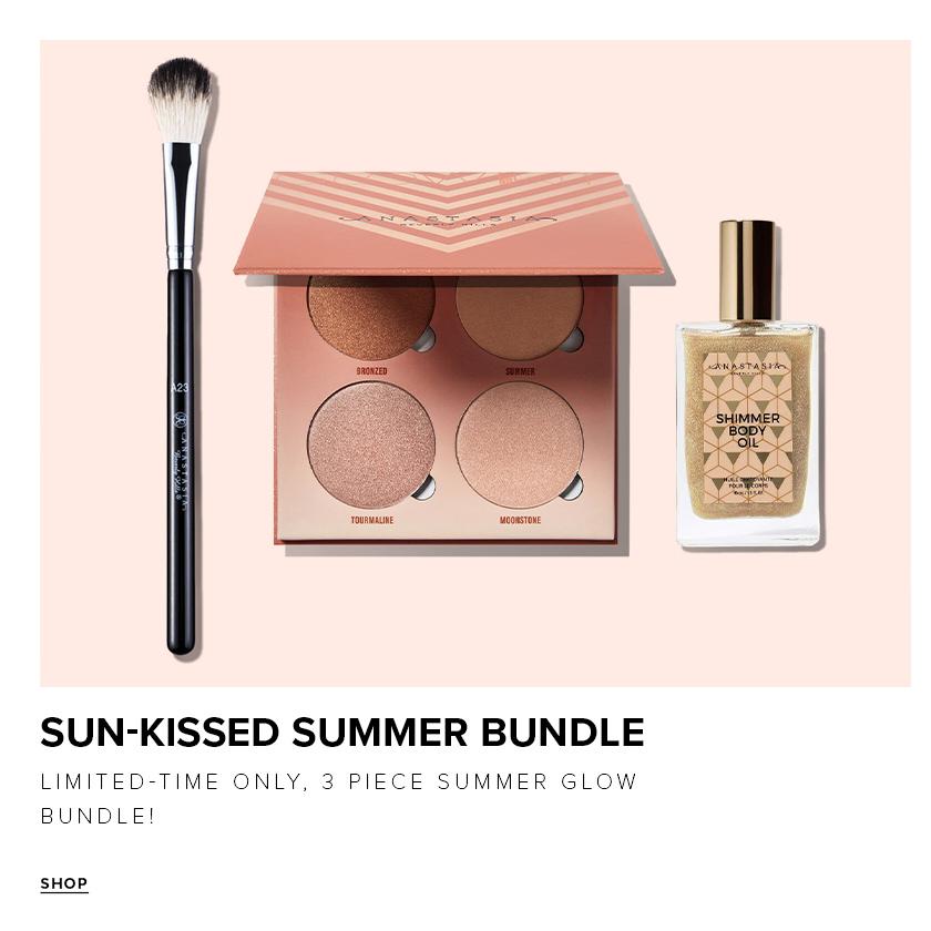 Sun-Kissed Summer Bundle - Limited Time Only 3 Piece Summer Glow Bundle