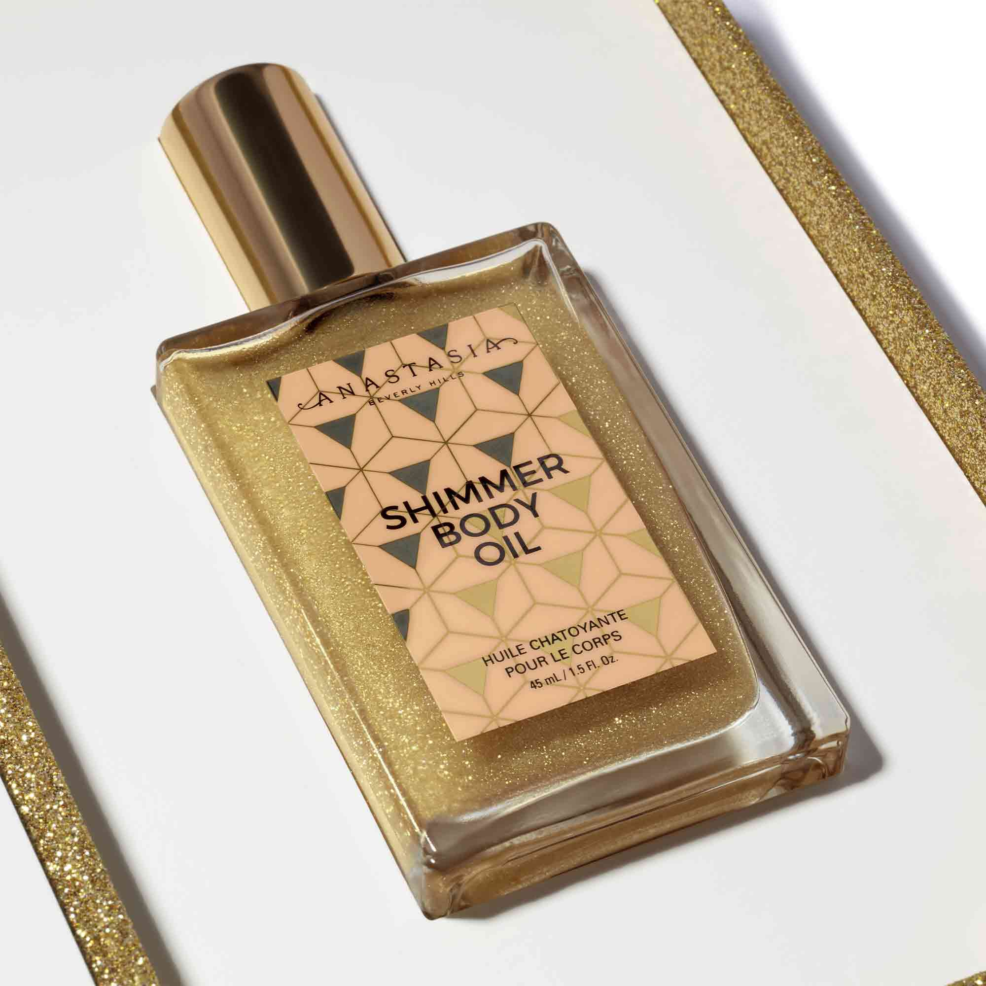 Shimmer Body Oil Launch Edition
