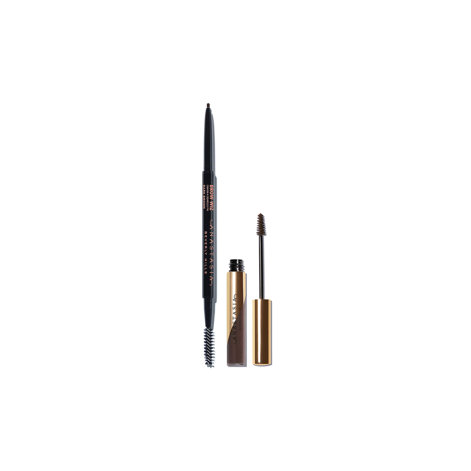 Perfect Your Brows Kit - Dark Brown