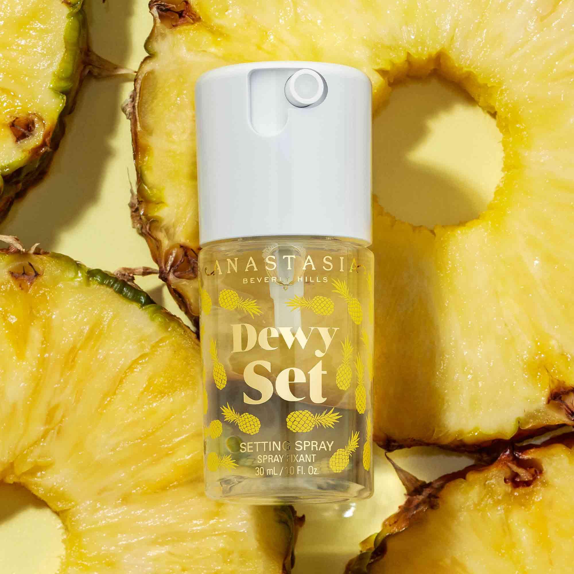 Mini Dewy Set Setting Spray - Pineapple