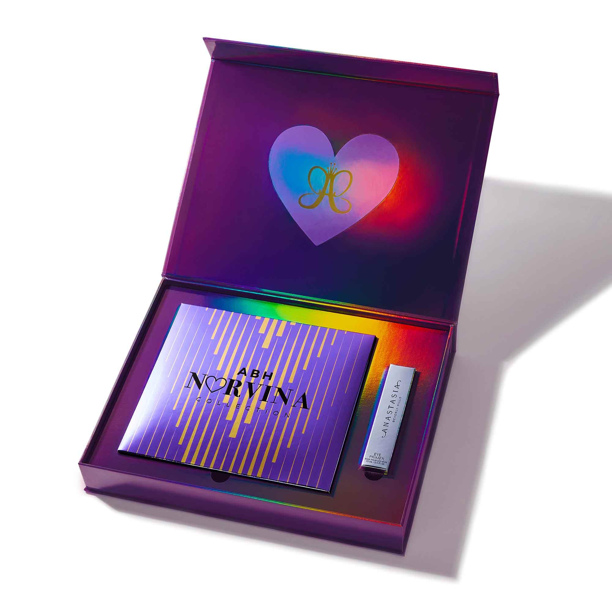 Norvina Pro Pigment Palette Vol. 1 Launch Edition