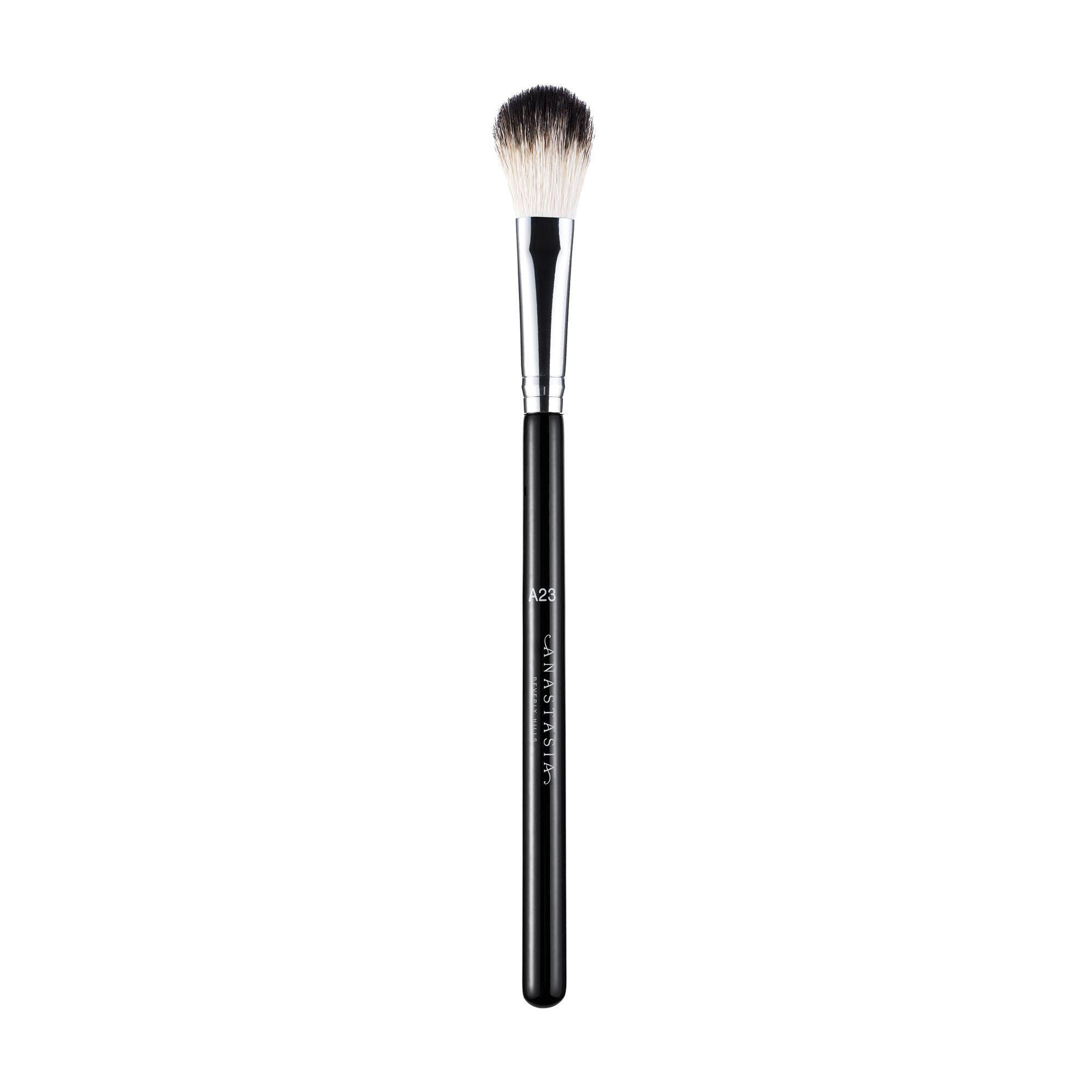 A23 Large Tapered Blending Brush Highlighter Brushes Anastasia