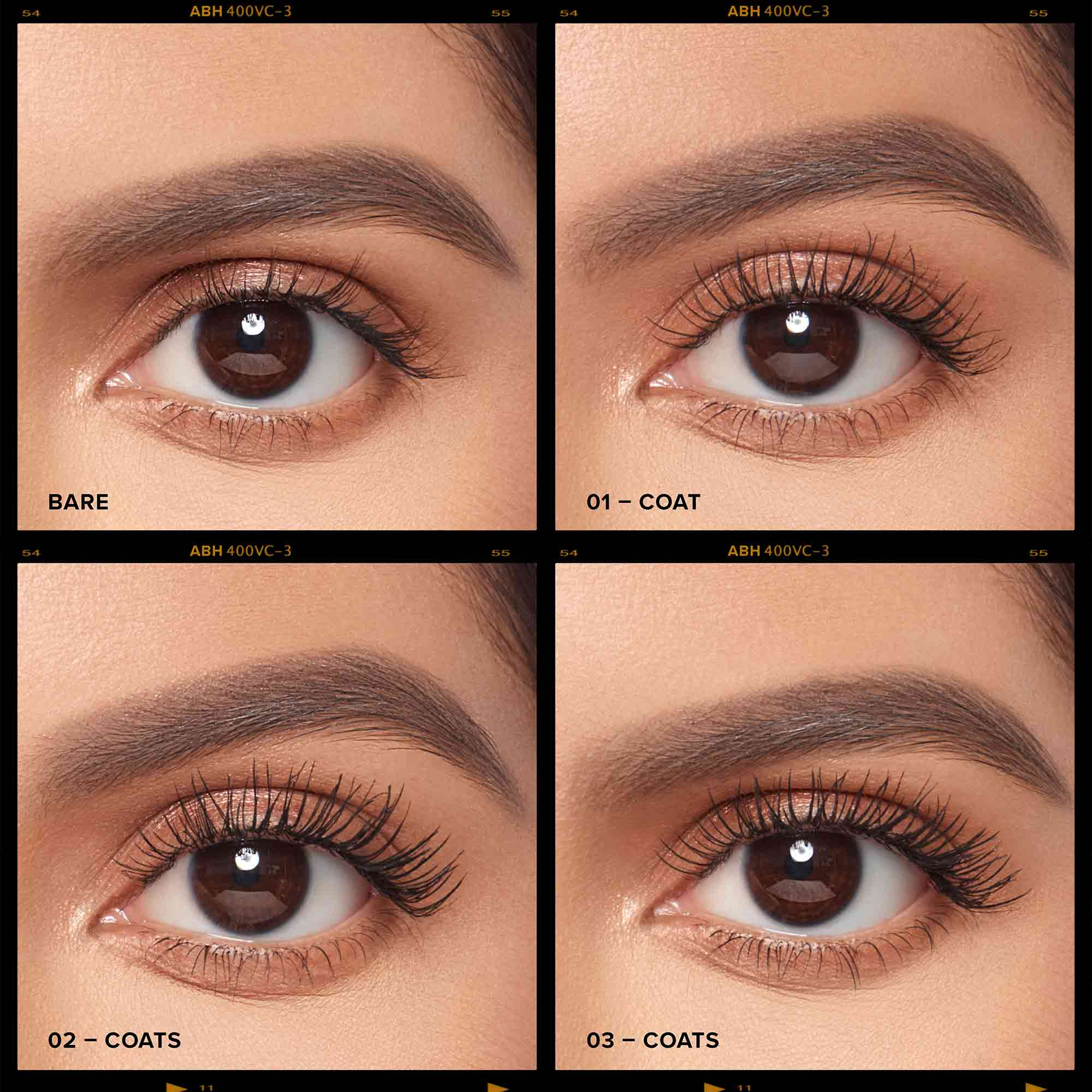 Natural & Polished Brow Kit  -  Auburn and Chocolate