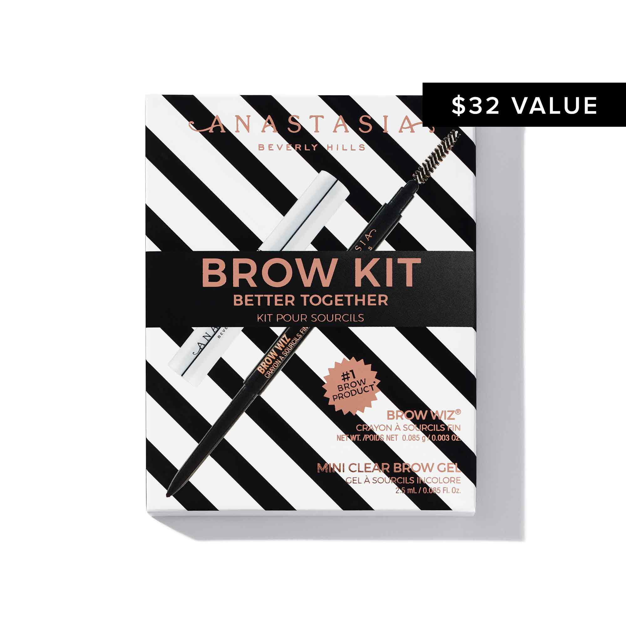 Better Together Brow Kit - Medium Brown