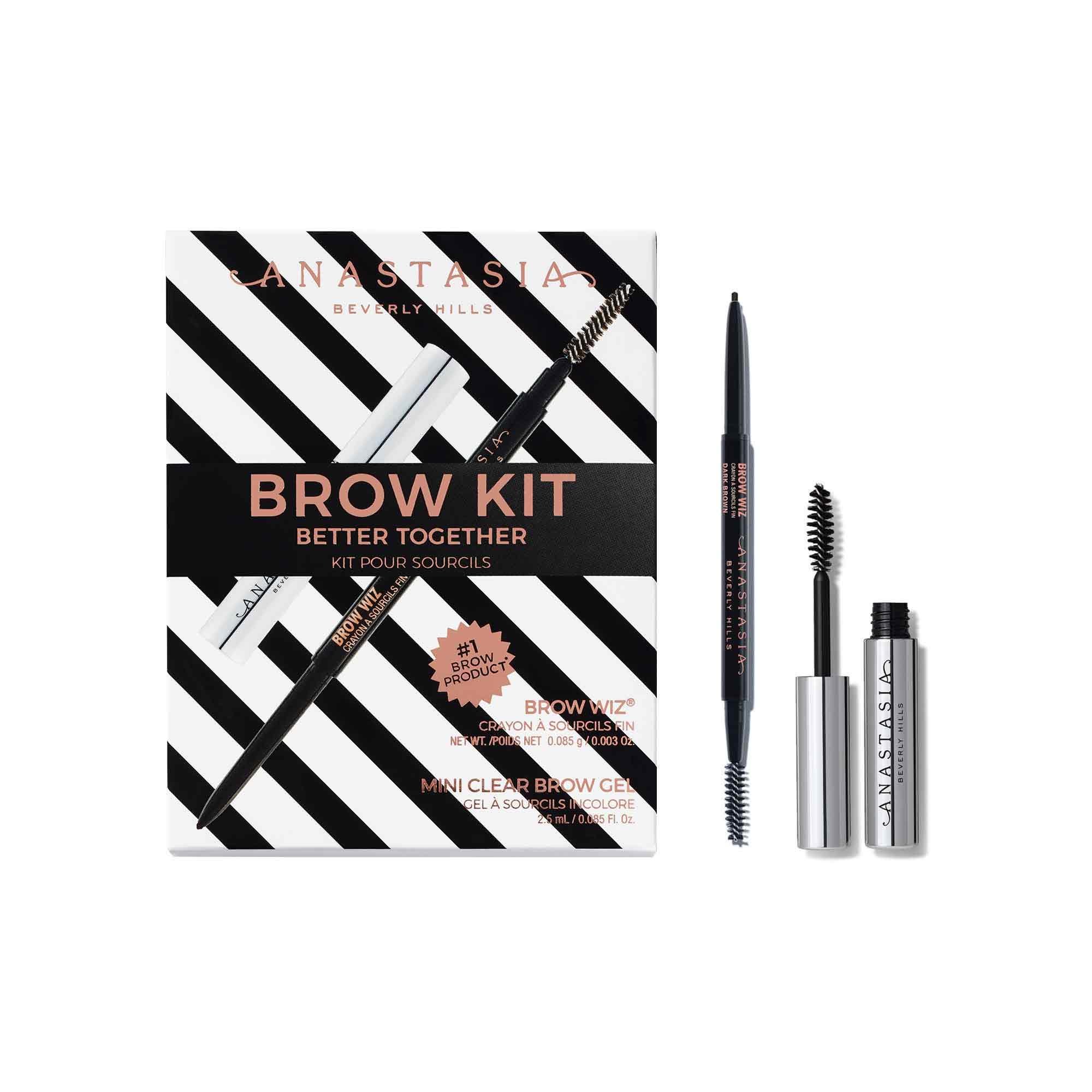Better Together Brow Kit - Dark Brown