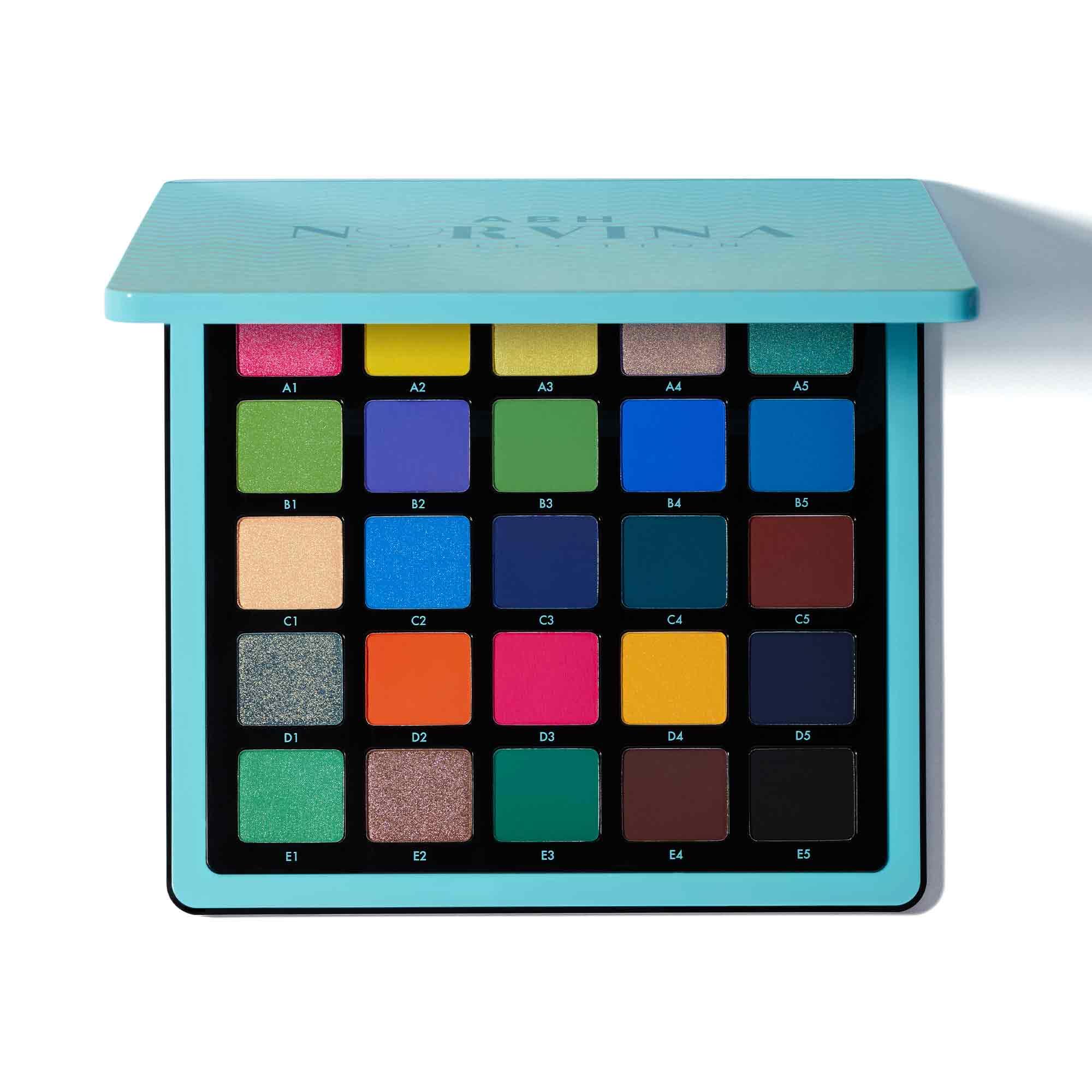 NORVINA® Pro Pigment Palette Vol. 2
