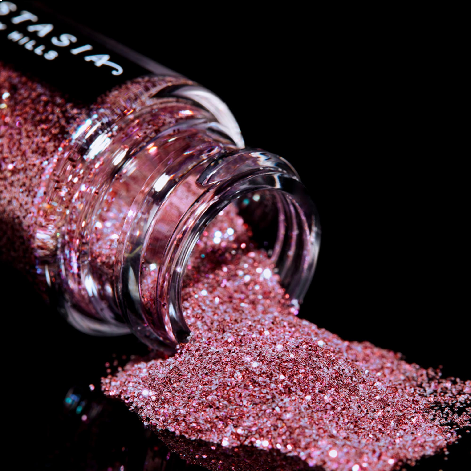 Love Loose Glitter - Bisou