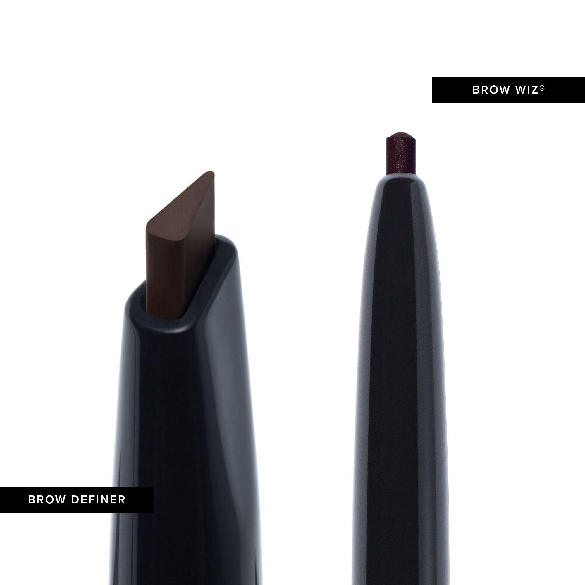 Natural & Polished Brow Kit - Dark Brown and Ebony
